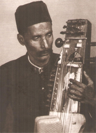 Ustad Abdul Bashir Khan