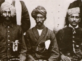 Ustad Majid Khan, Ustad Abdul Karim Khan and Ustad Abdul Haqq Khan