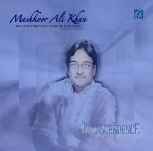 Mashkoor_Ali_Khan_-_Transcendence_album_cover
